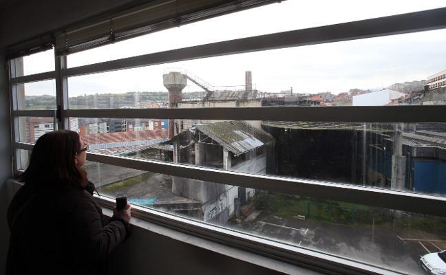 El Ayuntamiento de Oviedo espera recibir los edificios de la Fábrica de Gas «lo mejor conservados posible»