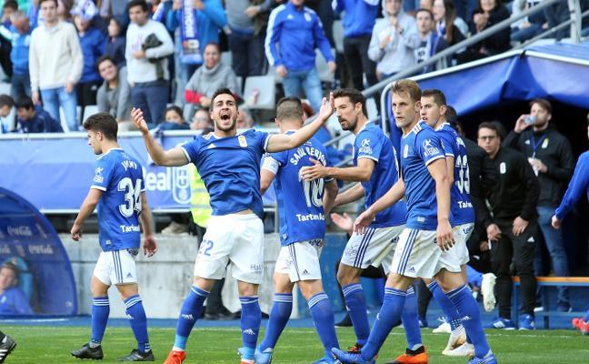 Real Oviedo | Un pleno para el 'play off' más caro
