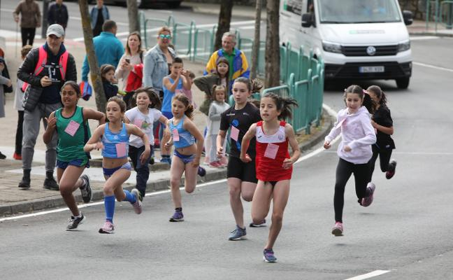 La Carriona inaugura la temporada de cross escolar