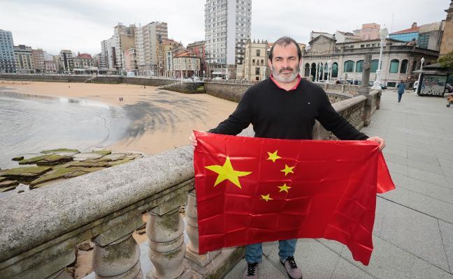 El preparador físico gijonés Felipe Sánchez ficha por el Comité Olímpico de China