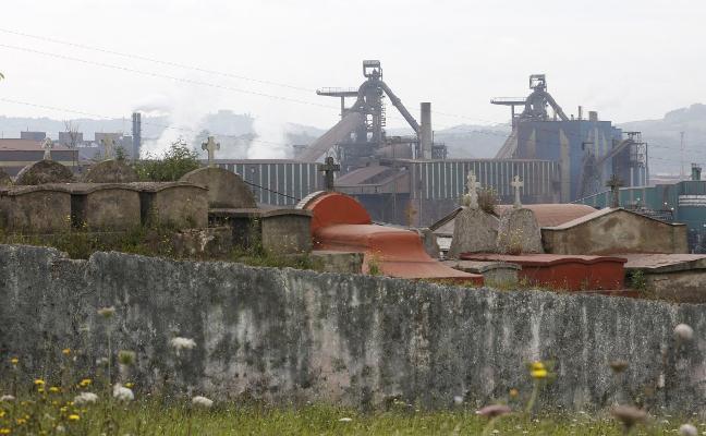 Las perspectivas que ponen en riesgo los hornos de Arcelor