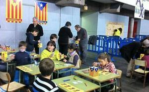 Ningún centro público catalán da las horas mínimas de castellano, según un estudio