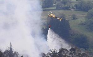 Avances en la investigación del incendio que llenó el centro de la región de humo