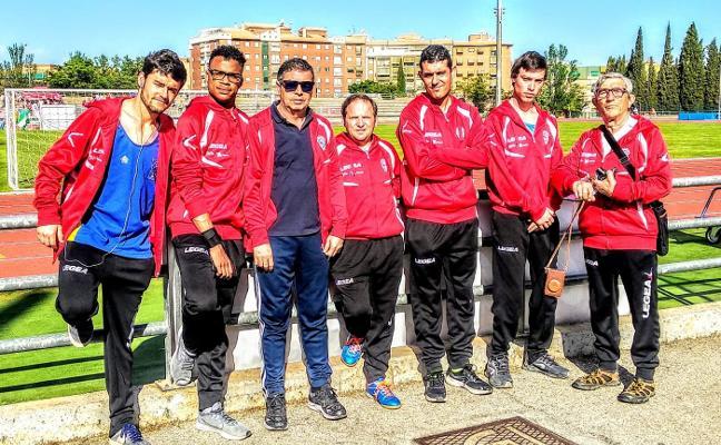 Triunfo del Club Sanatoria Marítimo en Granada