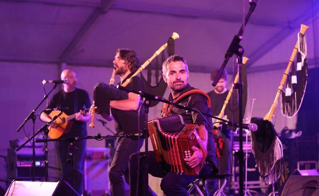 El grupo de folk Tejedor anuncia que deja los escenarios