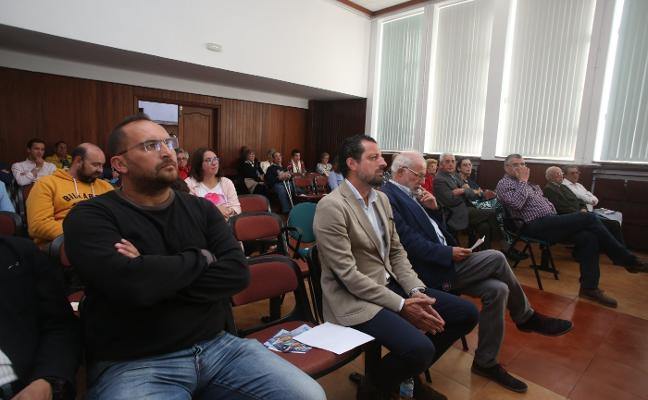 «Es necesario concentrar el voto del cambio en el PP», defiende Eloy Alonso