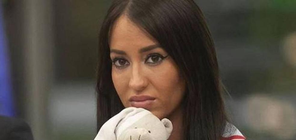 Aurah Ruiz: «Me acabo de destrozar la cara»