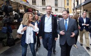 Elecciones autonómicas 26M: Javier Maroto pide votar al PP para que Asturias «cambie de rumbo»