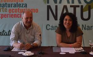 La feria 'Narcenatur' llevará la gastronomía local al Prao del Molín