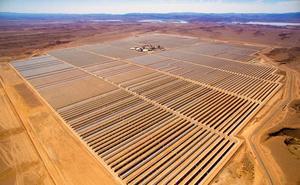 TSK diseñará y construirá en Marruecos la planta solar más avanzada del mundo