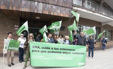 Satse protesta por la falta de personal en las residencias de mayores en Asturias