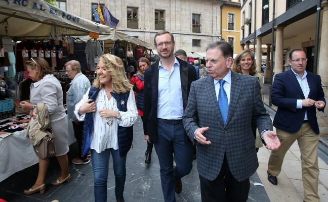El PP llama al centroderecha asturiano a aunar esfuerzos para frenar a la izquierda