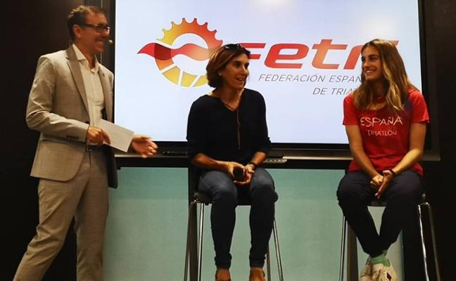 Más talento avilesino para la Federación Española de Triatlón