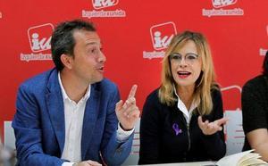 Elecciones autonómicas 26M: Ángela Vallina afirma que IU «plantará cara» al Gobierno en defensa de la industria