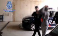Detenidas cinco personas en Ibiza y otra investigada por los incendios de los Juzgados