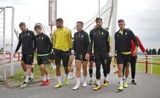 Entrenamiento del Sporting (24-05-2019)