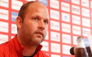 José Alberto: «Siento la confianza del club»