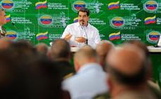Maduro, el nuevo amigo de Huawei tras el veto de EE UU