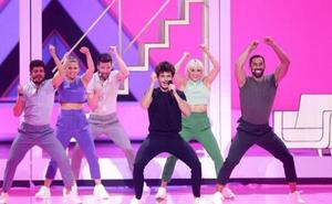 Eurovisión quita seis puntos a España