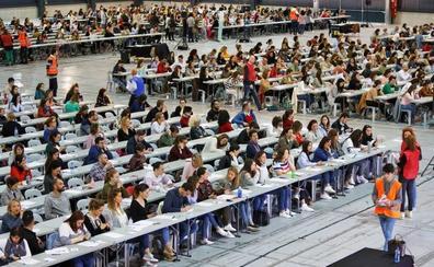 Más de 6.200 personas se inscriben para la última oposición del Sespa de este año