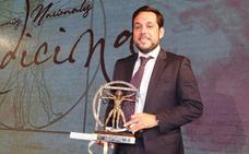 El Dr. Pablo Rosado Rodríguez obtiene el Premio Nacional de Medicina Siglo XXI en Cirugía Maxilofacial