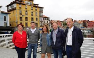 El PSOE promete crear un centro comercial abierto en Llanes para dinamizar el sector