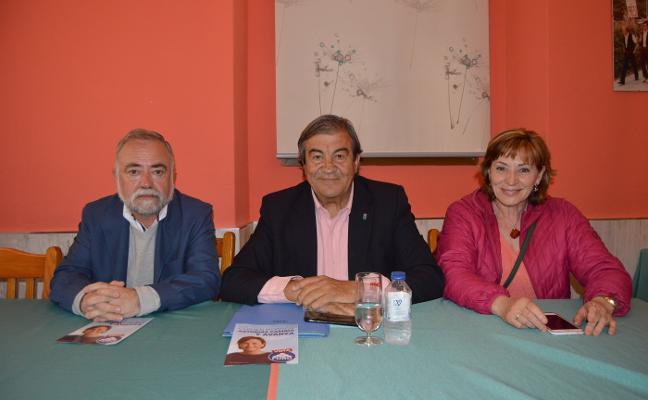 El PSOE de Valdés apuesta por la industria en su cierre de campaña