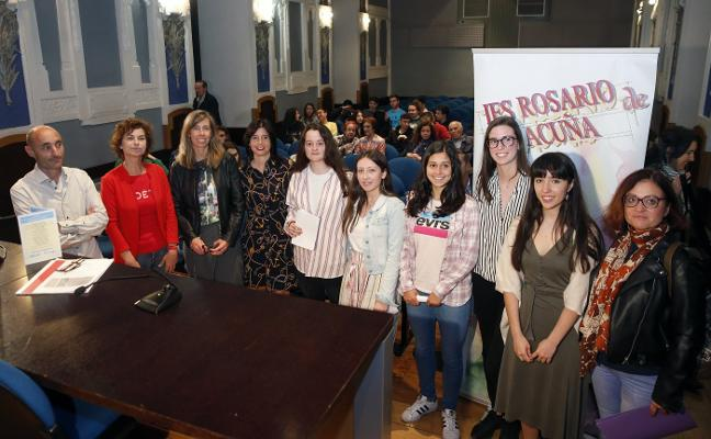 Los estudios sobre la historia reciente de Asturias acaparan los Rosario de Acuña