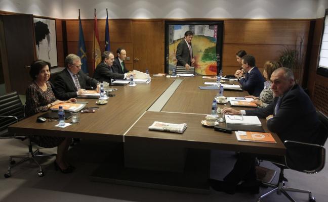El Principado reclama a la UE medidas urgentes para atajar la crisis del acero