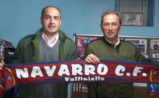 Héctor Suárez iniciará la planificación deportiva del Navarro la próxima semana