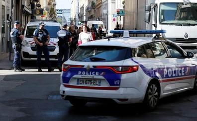 La bomba de Lyon se activó por control remoto