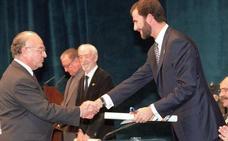 Muere el doctor Sanz Gadea, Premio Príncipe de Asturias de la Concordia 1998