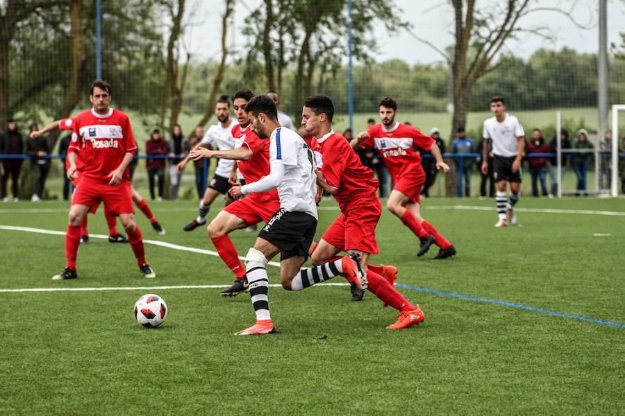 San Ignacio 0 - 0 Marino, en imágenes