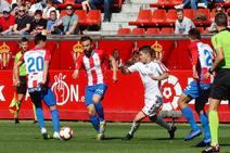 Sporting 0 - 2 Albacete, en imágenes