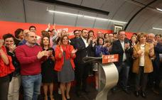 Elecciones en Asturias 26M | Adrián Barbón tras la victoria del PSOE: «Tenemos que recuperar la confianza para ganar el futuro de Asturias»
