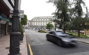 Muere un hombre atropellado en Oviedo por un conductor que se dio a la fuga