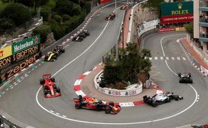 Hamilton no da opción a la sorpresa y se impone con autoridad en Mónaco