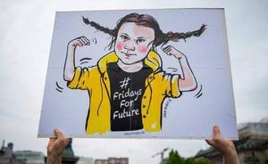 Una niña, acosada en su colegio por no querer sumarse a una huelga por el clima