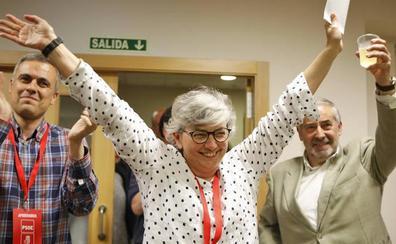VÍDEO | Así celebra Ana González su victoria en Gijón