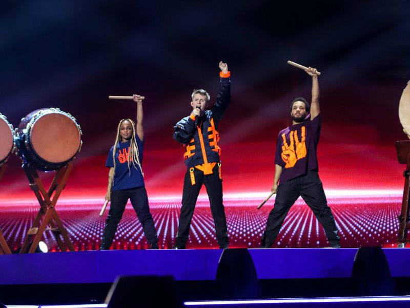 Los peor vestidos de Eurovisión