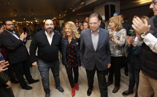 Elecciones en Asturias 26M   «El PP es el único referente del centro derecha y la única alternativa al PSOE»