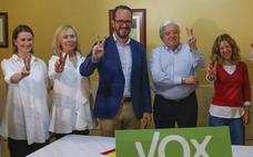 Elecciones en Asturias 26M | Vox entra en la Junta con dos escaños y anuncia una «oposición firme» al PSOE