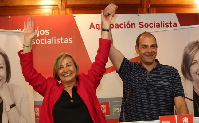 Elecciones Avilés 26M: el PSOE gana en Avilés y logra diez concejales con 3.048 votos más que hace cuatro años