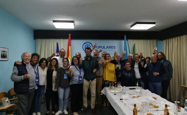 Elecciones municipales 26M: El PP de Castrillón se impone, pero la izquierda suma más concejales