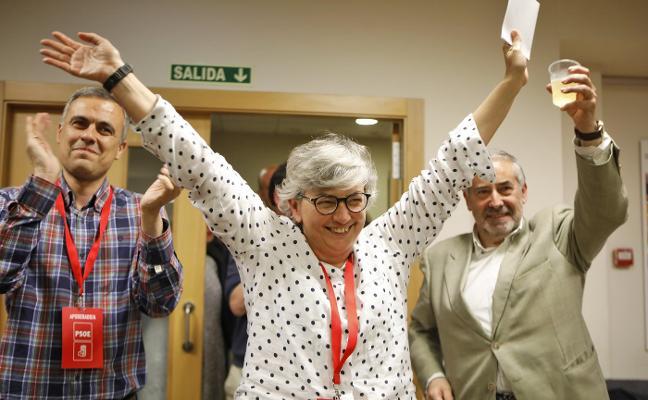 Elecciones Gijón 26M: Ana González recupera para los socialistas la Alcaldía de Gijón