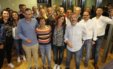 Elecciones Municipales en Gijón | Ciudadanos pasa de un único concejal a ser la segunda fuerza más votada