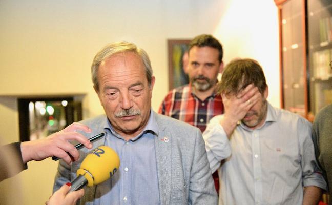 Elecciones Municipales en Oviedo | Wenceslao: «He sido alcalde con cinco ediles, no se puede descartar nada», dice López