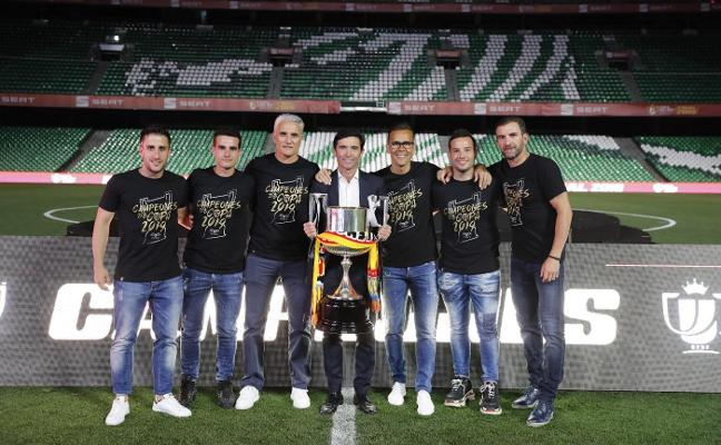 Un equipo técnico de acento asturiano