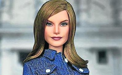 La reina Letizia tiene su muñeca