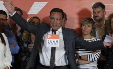 Elecciones en Asturias 26M | Juan Vázquez reconoce no haber logrado el «papel decisivo» al que aspiraba en la Junta General